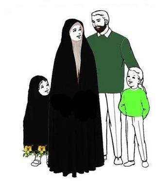 نقش مرد در آرامش خانواده در روایات عترتنا