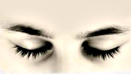 Image result for بستن چشم