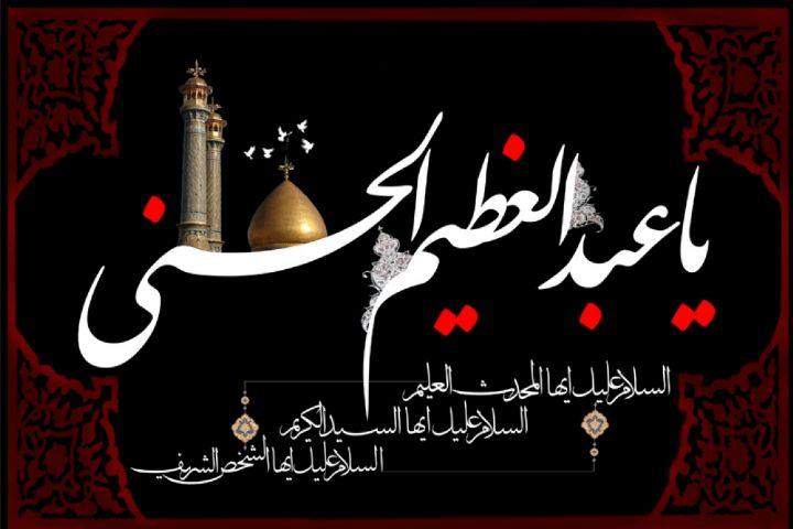 توصیه آیت الله بهجت به مردم تهران برای زیارت حضرت عبدالعظیم(ع)
