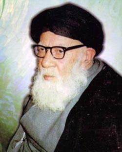 آیت الله العظمی سیدرضا بهاء الدینی (ره)