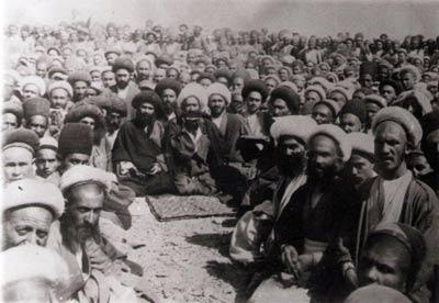 آيت الله آقا نجفي اصفهاني