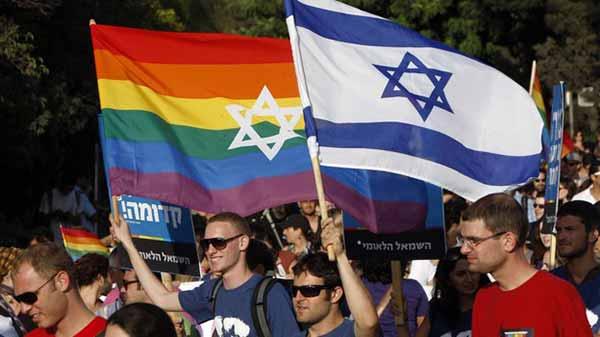رژه همجنس بازان در تل آویو